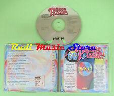 CD PEACE & LOVE 60 1968 10 compilation PROMO 2001 PAUL JONES STATUS QUO (C32)