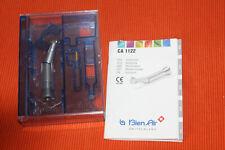 BienAir  Winkelstück blau CA1122 1:1, gebraucht wenig