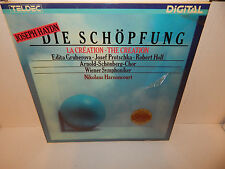 HAYDN DIE SCHOPFUNG La (The) Creation Teldec Germany DMM Audiophile SEALED 2 LP