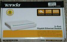 TENDA G1005D - 5 Port GIGABIT Ethernet Switch