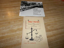 Gold Fever Art of Gold Panning and Sluicing & Ghosts of the Gold Rush - Fairbank