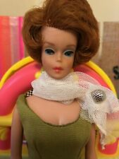 VINTAGE BARBIE TITIAN SIDE PART BUBBLE CUT,  BEAUTIFUL DOLL!!
