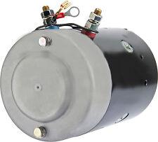 DC-Motor Elektromotor 24V 2 kW Gleichstrommotor Haco Hesselmann Hydraulfunction