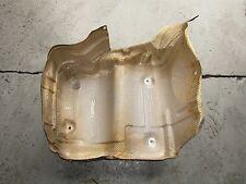 BMW E60 M5 S85 V10 Exhaust Muffler Heat Shield Insulator Right Side OEM 7896464