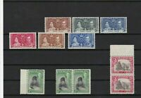 commonwealth mint never hinged stamps ref 16694