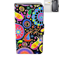 Protective Flip Stand Leather Pouch Cover Case For Samsung Galaxy S4 Mini i9190