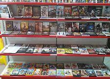 Lotto stock film in Dvd a scelta
