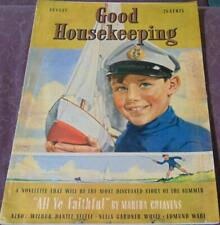 Good Housekeeping August 1939/Coca Cola/Wizard Of Oz