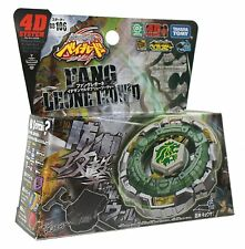 Takara Tomy Japanese Beyblade Metal Fight BB106 Starter Fang Leone Ship from US