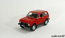 VAZ-2121 Niva (Auto-legends best), Deagostini, scale model car 1/43