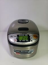 Zojirushi Automatic Micom 3 Cup Rice Cooker / Warmer - ns-lac05 # 1196