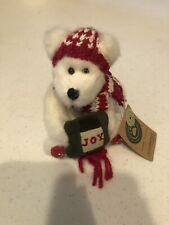 """1999 20Th Anniversary The Boyds Collection 6"""" Alyssa Berrifrost Bear Nwt"""