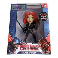 4� Metalfigs Marvel: Black Widow (M48) avengers marvel civil war jada