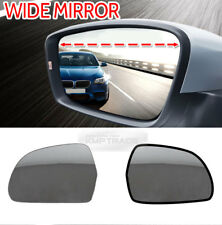 Side Mirror Blind Spot Wide Curved Glass Pair for Chevrolet 2006-2017 Captiva