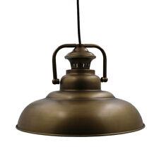 Vintage Retro Industrial Pendant Light Ceiling Fishermans Lamp Shade Cafe Bar