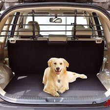 UNIVERSAL DELUXE PET DOG GUARD ADJUSTABLE SAFETY BARRIER ESTATE CAR HATCHBACK