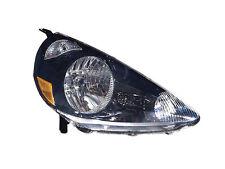 2007 2008 HONDA FIT HEADLIGHT LAMP NIGHTHAWK BLACK CODE B92P RIGHT PASSENGER