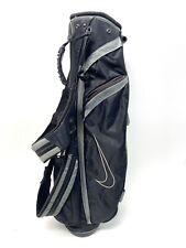 "Nike Sunday Pencil Dual Backpack Strap Golf Bag 34"" tall • Black • Lightweight"
