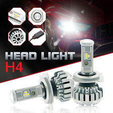 Fit BA BF FG Ford Falcon LED Headlight Upgrade Kit H4 Hi/Lo White LED Bulb AU