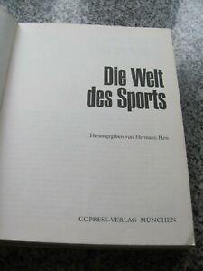 Die Welt des Sports von Hermann Hess  -1969 -