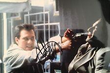 Christian Slater signed 12x8 photo UACC RACC AFTAL dealer COA Image E