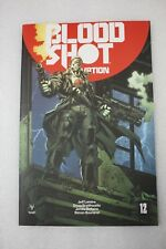 BloodShot Salvation #1 Bright Retailer Incentive Variant Edition Cover C 2018