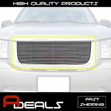 FOR GMC ENVOY 2001-2009 UPPER BILLET GRILLE GRILL INSERT (REPLACEMENT) A-D