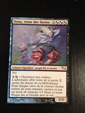 MTG MAGIC SHADOWMOOR OONA QUEEN OF THE FAE (FRENCH OONA REINE DES FAERIES) NM