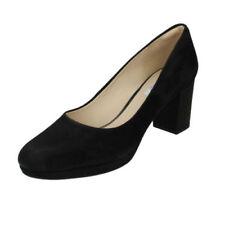 Zapatos de tacón de mujer Clarks de tacón medio (2,5-7,5 cm) de color principal negro