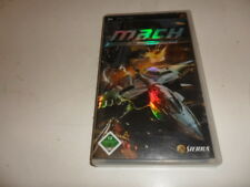 Playstation Portable PSP m.a.c.h. Sony