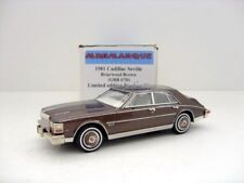 MINIMARQUE 1/43 GRB 67D 1981 CADILLAC SEVILLE  BROWN