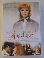 DVD INDOMPTABLE ANGELIQUE - Michèle MERCIER / Robert HOSSEIN - VOL 4
