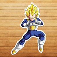 Vegeta Super Saiyan Dragon Goku Ball Car Die Cut Window Vinyl Decal Sticker