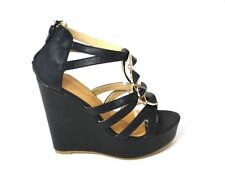 Women's Platforms, Wedges Synthetic Leather Shoes