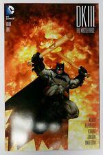 BATMAN THE DARK KNIGHT III: MASTER RACE 1  DAVE DORMAN M&M VARIANT!