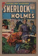 Sherlock Holmes #1 GD 2.0 1955