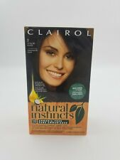 Clairol Natural Instincts Hair Color - #2 Former 36 BLACK - 1 Box