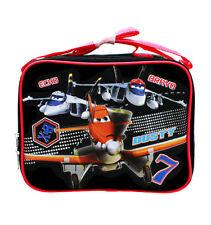 Disney Pixar Planes Lunch Bag with Shoulder Strap, Black