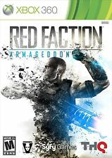 XBOX 360 Red Faction Armageddon Video Game Multiplayer Online Shooting 1080p HD