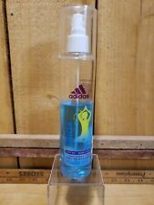 Adidas RELAX Body Mist  8 oz A Peach and Mango Scent 60% Full