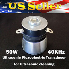 50W 40KHz Ultrasonic Piezoelectric Cleaning Transducer for Ultrasonic Cleaner