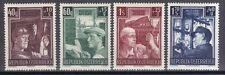 Österreich 1951 postfrisch MiNr.  960-963  Wiederaufbau