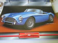 Dream Cars England 2 AC ACE Bristol 1956