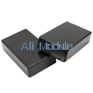 1/5PCS Plastic Electronic Project Box Enclosure Instrument Case 100x60x25mm