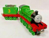 Thomas & Friends Take Along N Play Die Cast Metal Train Talking Henry 2012 RARE