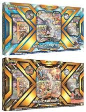 POKEMON TCG Mega Camerupt & Sharpedo  EX Premium Collection Set of 2 New