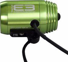 SUPERNOVA Frontscheinwerfer E3 triple grün