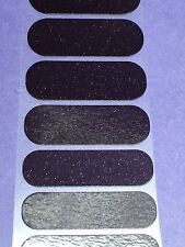 Jamberry Nail Wrap Half Sheet - Retired - Amethyst Sparkle