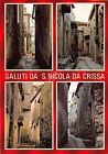 Cartolina - Postcard - Saluti da - S. NIcola da Crissa - Vedutine - NVG