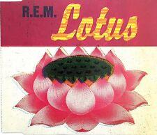 R.E.M. Maxi CD Lotus - Promo - Europe (M/M)